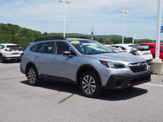 Certified Pre-Owned 2020 Subaru Outback 2.5i