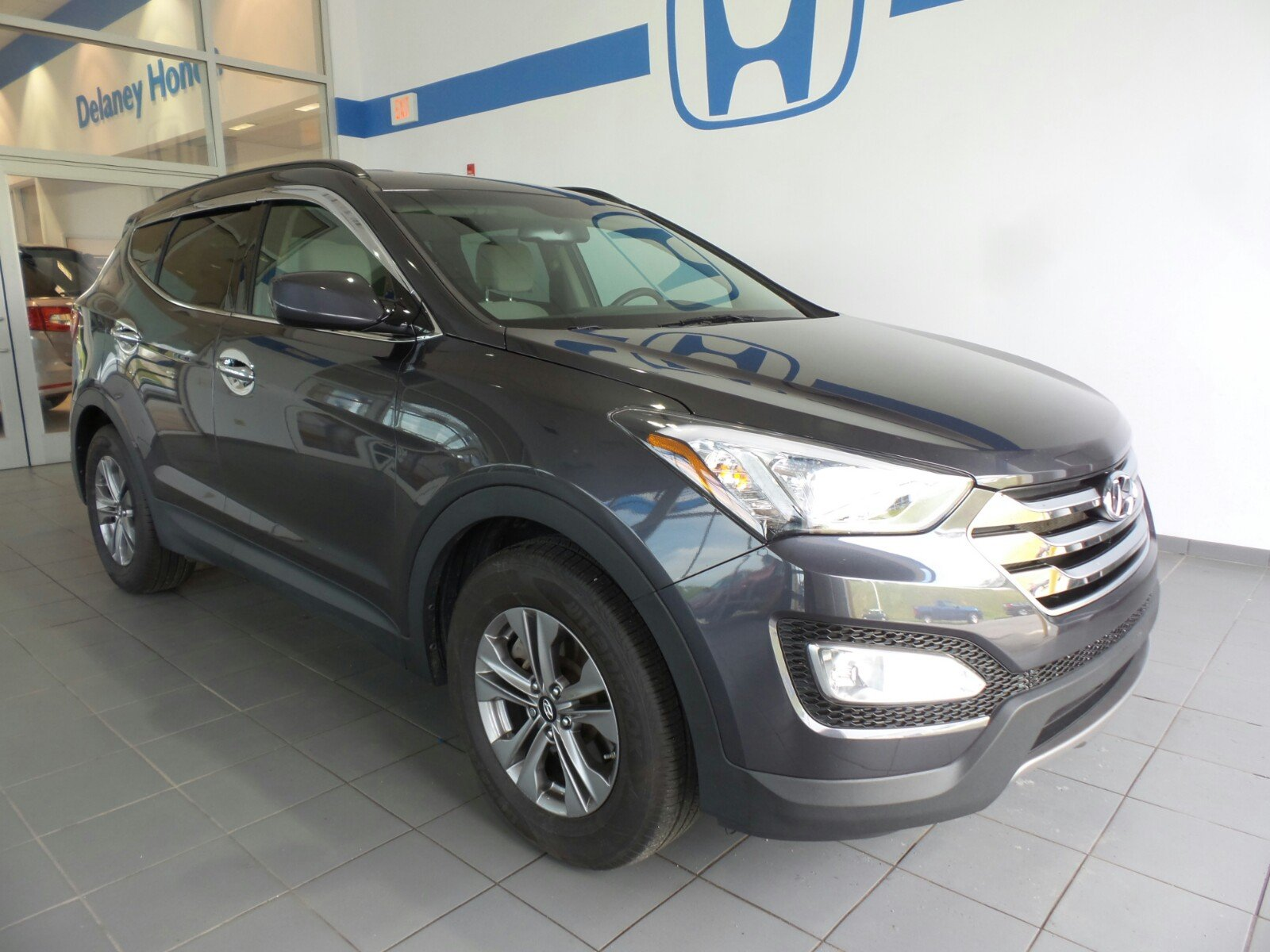 Certified Pre Owned 2016 Hyundai Santa Fe Sport 2 4 Base