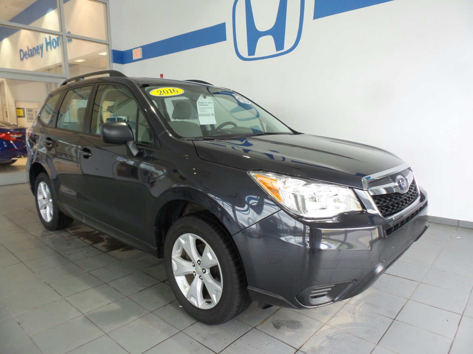 Certified Pre Owned 2016 Subaru Forester 2 5i