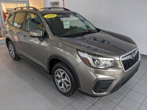 Certified Pre-Owned 2020 Subaru Forester Premium